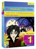 Englische Kindergeschichten, 10 Stories for Kids. Klasse... | Buch | Zustand gut