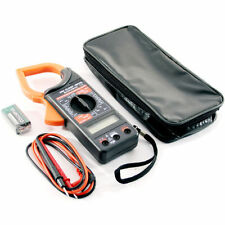 1000 Amps Digital Clamp Multi Meter 54mm Jaw with Carry Case LCD Display