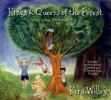 Kings & Queens of the Forest: Yoga Songs for Kids, Vol. 2 [Digipak] by Kira...