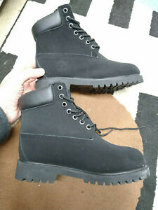 timberland boots black size 6 1/2