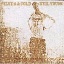 1-CD NEIL YOUNG - SILVER & GOLD