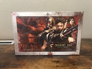 Resident Evil Deck Building Game - Sealed Mercenary Set Tcg CCG New