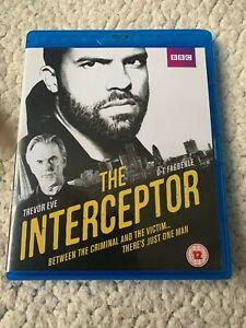 THE INTERCEPTOR TV SERIES -  BLURAY  BBC  TREVOR EVE O-T FAGBENLE