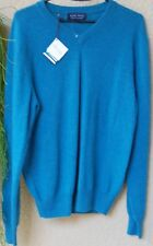 NWT Allen Solly Men's 100% Cashmere Sweater size Small/S Authentic