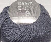 1 Skein Filatura Di Crosa ZARA Yarn Color 1490 50g 136yd 100% Merino Wool Italy