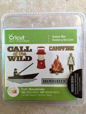 Cricut Outdoor Man Cartridge 2003595 NEW #38