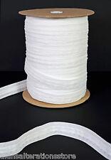 1-Inch-Rufflette-25mm-White-Curtain-Heading-Header-Tape-10-Metres