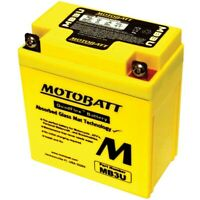 Motobatt Battery For Yamaha XT350 85-00