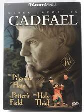 Cadfael: Set 4 (The Pilgrim of Hate )