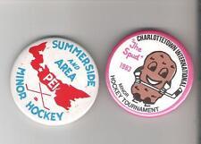 """Large 2 1/2"""" Minor Hockey Tournament - 1983 Charlottetown and Summerside PEI"""