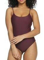 Body Glove Women's 238688 Smoothies Simplicity One-Piece Porto Swimsuit Size M