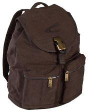 camel active Fun Journey Backpack S Rucksack Tasche Brown Braun Neu