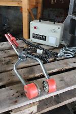 ROMA BTA 84 VDE Netzgerät, Trafo für Betäubungsgerät + Betäubungszange