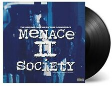 Menace Ii Society (Original Soundtrack) [New Vinyl LP] Holland - Import