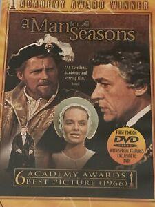 A Man for All Seasons   Paul Scofield, Wendy Hiller  DVD  Like New