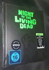 *New & Sealed* Night Of The Living Dead Rare Ltd Edition German Blu Ray Digibook