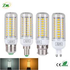 E14 E27 B22 LED Mazorca Bombilla 7W 12W 20W 25W Luz 5730 SMD Bombilla Lámpara