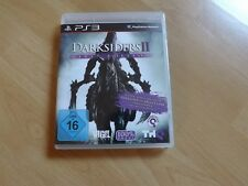 PS3 PS 3 Spiel Darksiders II First Edition