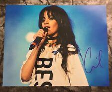 GFA Bad Things 5th Harmony CAMILA CABELLO Signed 11x14 Photo AD1 COA