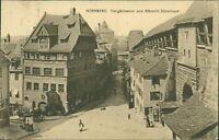 Ansichtskarte Nürnberg Tiergärtnertor Albrecht Dürerhaus 1911 (Nr.9062)