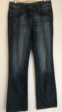 Women's Cecil Blue Jeans Scarlett Style Waist 34 Inches #Q3