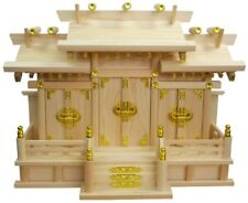 KAMIDANA Wooden miniature Shinto shrine Japanese god altar household Japan Wood
