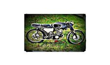 1968 honda cb160 Bike Motorcycle A4 Photo Poster