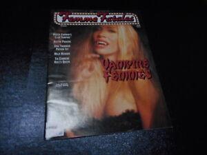 OCT 1997 FEMME FATALES vintage magazine TANE MCCLURE