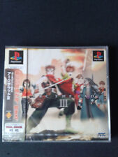 PS1 Arc the Lad III Jap 2 CD Neuf sous blister/ New Factory sealed