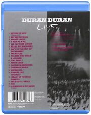 DURAN DURAN - A DIAMOND IN THE MIND EAGLE VISION  BLU-RAY NEU