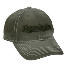 New REMINGTON Olive Enzyme Washed Casual Tactical Shooting Hunting Hat