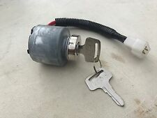 new kubota ignition switch 2 keys part no 66466-82710
