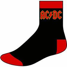 AC/DC mens socks 7-11
