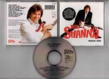 """DEL SHANNON """"Rock On"""" (CD) 1991"""