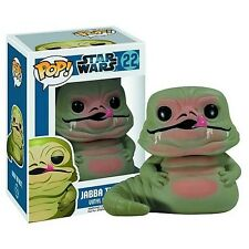 Star Wars Jabba the Hutt Funko Pop! Vinyl Bobble Head - #22