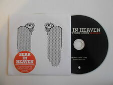 BEAR IN HEAVEN : BEAST REST FORTH MOUTH (2 CD) [ CD REMIX PROMO ] - PORT GRATUIT