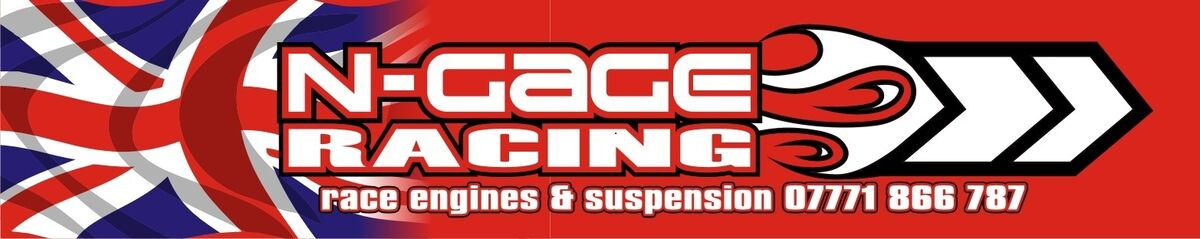 NGAGE RACING  engines & suspension