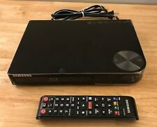 Samsung BD-E5400 Blu-Ray Player w/Built-in WiFi and Remote (Tested, Excellent!