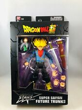 Dragon Ball Super Dragon Stars Super Saiyan Future Trunks FigureFigure