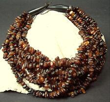 XXL Vintage Gerda Lynggaard - Monies XXL Kette_Collier_necklace - Dänemark