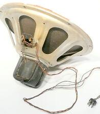 "SEEBURG *TRASHCAN - all models: Tested /Working 15"" FIELD COIL SPEAKER 4000 ohms"
