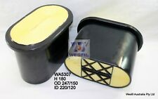 WESFIL AIR FILTER FOR Mitsubishi FUSO Canter FEA21 3.0L TD 2011-on WA5307