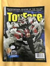 Transformers In ToyFare Magazine July 2009
