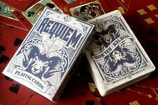 1 Deck Requiem Winter Playing Cards Poker Size Limited Edition-S10317974-B5