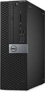 Dell Optiplex 7050 SFF Desktop Intel i7-7700 8GB RAM 256GB SSD W10