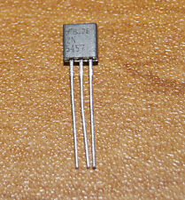 Transistor FET 2N5457 Fairchild Canal-N faible bruit TO-92 N-channel low noise