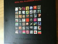 ROYAL MAIL MILLENNIUM STAMPS - STORY OF THE STAMPS OF 1999 - STAMPS UNOPENED