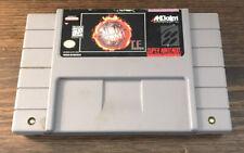 NBA Jam TE Tournament Edition (Super Nintendo, SNES, 1994)