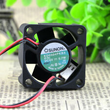 SUNON KD0504PKB3 Cooling Fan DC 5V 0.7W 40mm x 40mm x 20mm