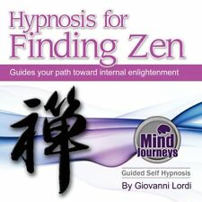 HYPNOSIS FOR FINDING ZEN (CD) GIOVANNI LORDI